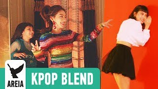 RED VELVET x MOMOLAND - Peek A Bboom | Areia Kpop Blend #14A