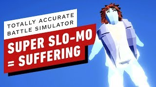 The Perverted Beauty of Totally Accurate Battle Simulator's Super Slo-mo Button