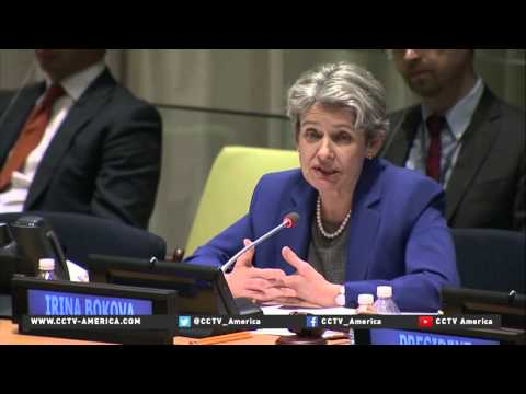 Candidates looking to be next UN chief questioned in public hearings