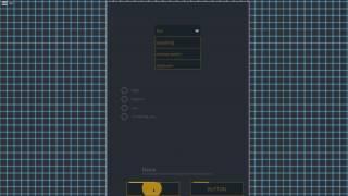 Sci Fi UI Button testing in ROBLOX