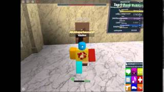 Roblox Las Vegas USA How to Glitch into the bank pt 1