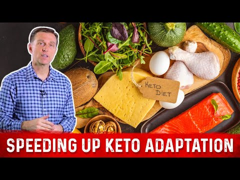 6 Tricks to Speed Up Keto Adaptation