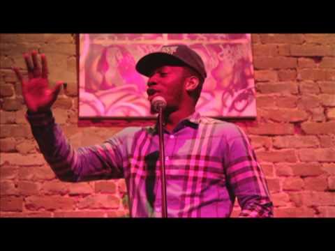 Nuyorican Poets Cafe 8-23-13 Malcolm Wicks (Poet)