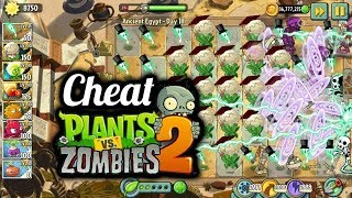 Plants Vs Zombie 2 Hack 2018 New Version - Cheat Max Suns, Gems, Coins - No Root - Gameplay(Android)