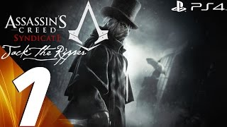 Assassin's Creed Syndicate Jack The Ripper - Walkthrough Part 1 - Prologue