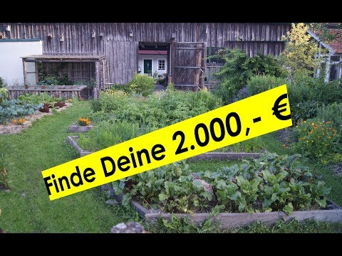 2.000,- Euro Finderlohn