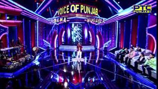 Feroz khan singing 'khidona' | live performance in voice of punjab 6 | ptc punjabi