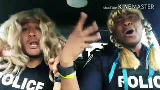 FUNNY AND NOT DIE: Cops parody TLC No Scrubs video