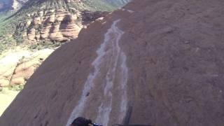 The White Line Trail, Sedona, AZ