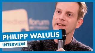Interview | Philipp Walulis - Enrico Pallazzo | Medienforum 2018