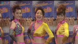 田舎の女子高生たちが地元のチア&ダンス大会優勝を目指し奮闘する姿を...