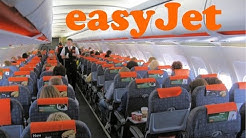 EASYJET AIRBUS A319 / NANTES - MILAN