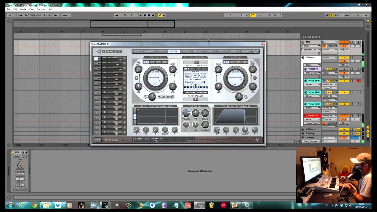 Making michael bay transformer sounds in adobe audition with waves.