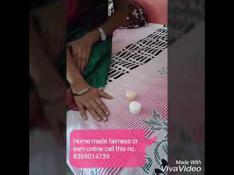 Homemade fairness products online