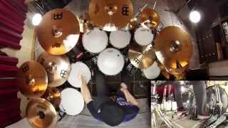 Drum Cover - Lamb Of God - Laid To Rest