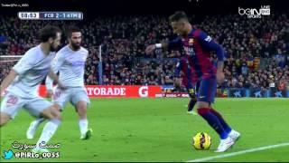 ملخص برشلونه واتيلتكو مدريد الدوري الأسباني-تعليق رؤوف خليف