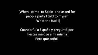 Loca people - Sak Noel lyrics español e inglés