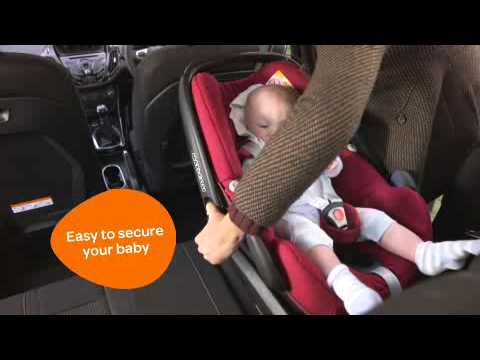 maxi cosi mico how to correctly place child doovi. Black Bedroom Furniture Sets. Home Design Ideas