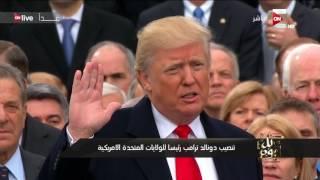 عمرو أديب: ميلانيا ترامب نموذج للحلم الأمريكي