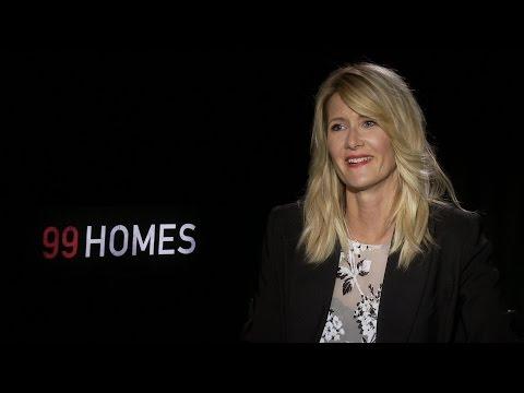 Laura Dern on '99 Homes', John Lee...