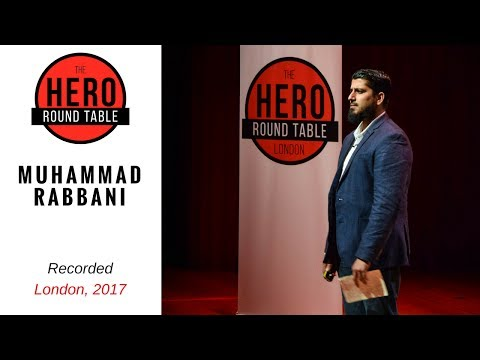 Muhammad Rabbani: Heroic Acts Come From Compassion and Courage