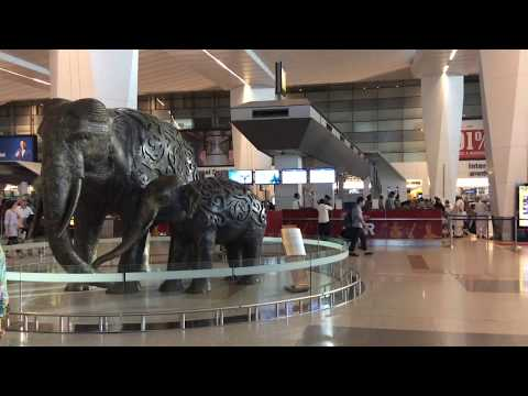 Indira Gandhi International Airport, Delhi India