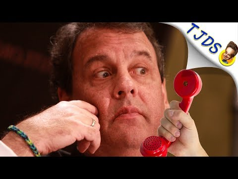 Chris Christie Caught Taking Laundered Money From Embezzler