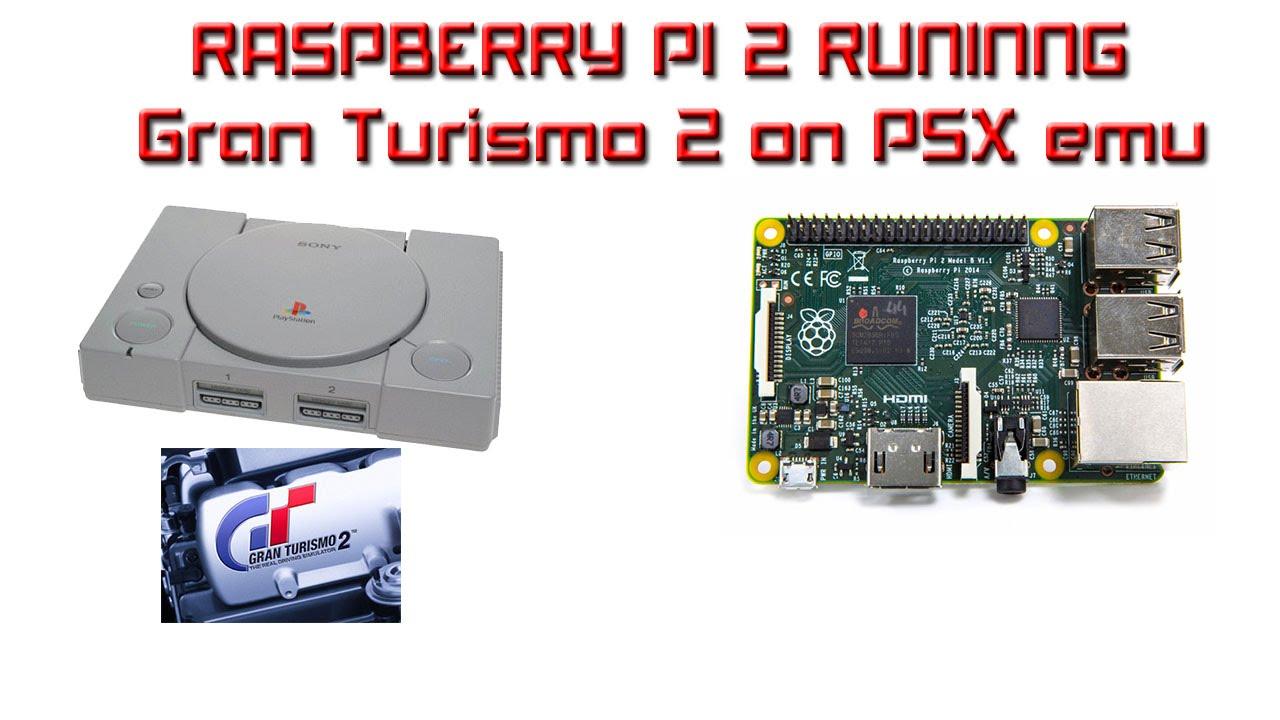 raspberry pi 3b psx emulation