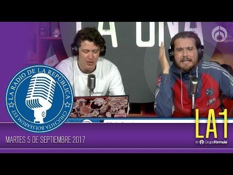 #LA1 - ¡Autos, Moda y Corrupción! - La Radio de la República - @ChumelTorres