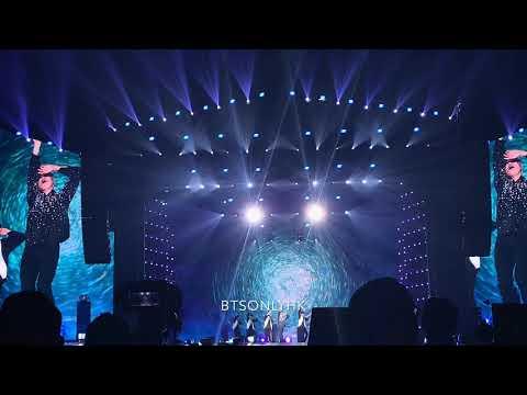 190324 Serendipity Jimin BTS(방탄소년단) Love Yourself Tour In Hong Kong Fancam