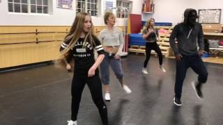 Now and Later by Sage the Gemini with The blondes. Choreography:Sam Chisholm hiphop dance