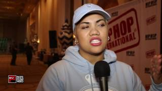 Parris Goebel talks Urban Moves and The Parris Project