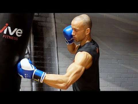 10 Minutes of Insanity Heavy Bag | 720 punches