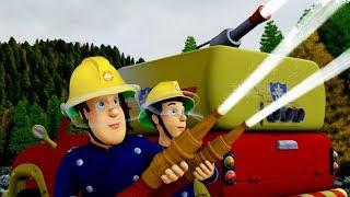 Fireman Sam New Episodes HD | Hide and seek disaster - Fire Engines | S10 Marathon 🔥🚒Kids Cartoon