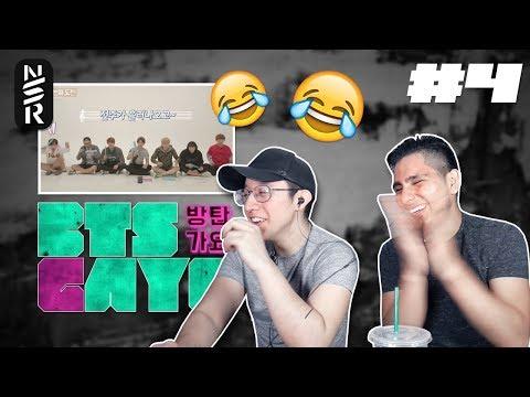 GUYS REACT TO 'BTS GAYO' (Track 4)