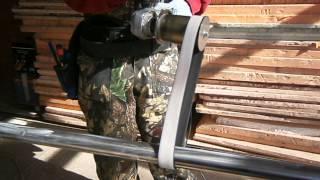 Ленточная полировка нержавеющей трубы(Нержавеющая труба полируется сплошной лентой и полировальной пастой., 2015-03-15T19:06:28.000Z)