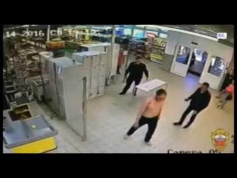 Южноуралец дебошир кинул тележку в двухлетнего ребёнка