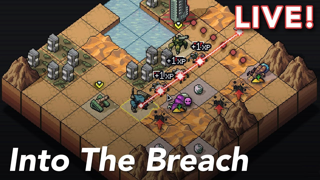 Into The Breach With Paul and Heather   8/29/18