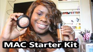 Mac  Cosmetics Starter Kit (how to) Thumbnail