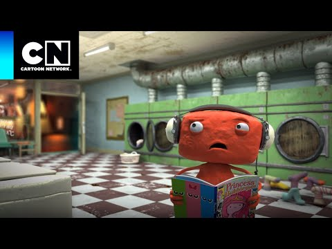 Meias | Bill e Tony | Cartoon Network