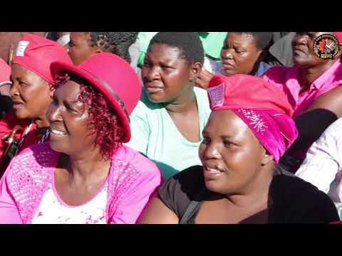 MDC Alliance Rally -  Murombedzi Business Centre