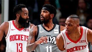 Houston Rockets vs Brooklyn Nets - Full Game Highlights | November 1, 2019-20 NBA Season
