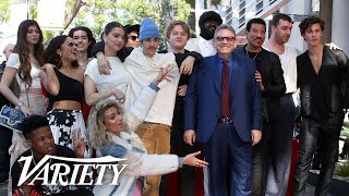 Sir Lucian Grainge - Hollywood Walk of Fame Ceremony - Live Stream