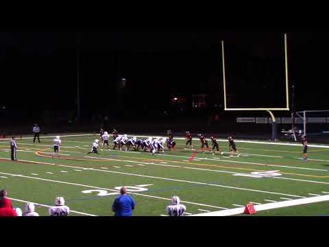 Ryan RJF Junior Football vs Hasbrouck Heights 9 30 17 060 Andrew 2pt PAT