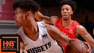 Toronto Raptors vs Denver Nuggets Full Game Highlights / July 11 / 2018 NBA Summer League