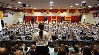 Lassiter Band, Band Camp, July 2015