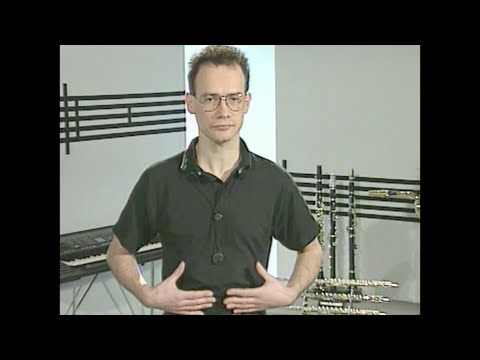 Breath Control for Saxophone