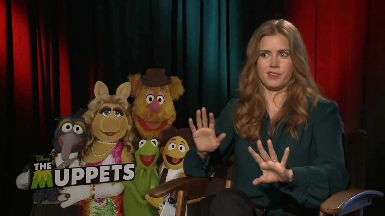 The Muppets - Amy Adams - YouTube