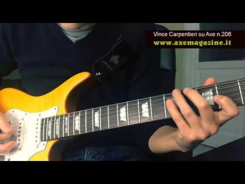 Lo stile di Phil Palmer, da Axe 208 - Vince Carpentieri