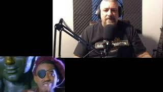 Metal Biker Dude Reacts - Slick Rick - Children's Story REACTION